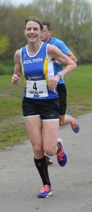 Women's record holder - Catherine O'Dwyer