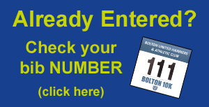 Already Entered Bolton 10K Number Check