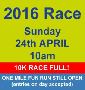 2016 Race Date Full